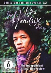 Cover Jimi Hendrix - The Jimi Hendrix Story [DVD]